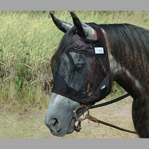 Quiet Ride Fly Mask – Standard