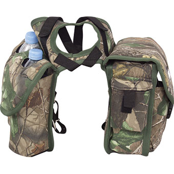 Saddle Bag Medium Rear Camo