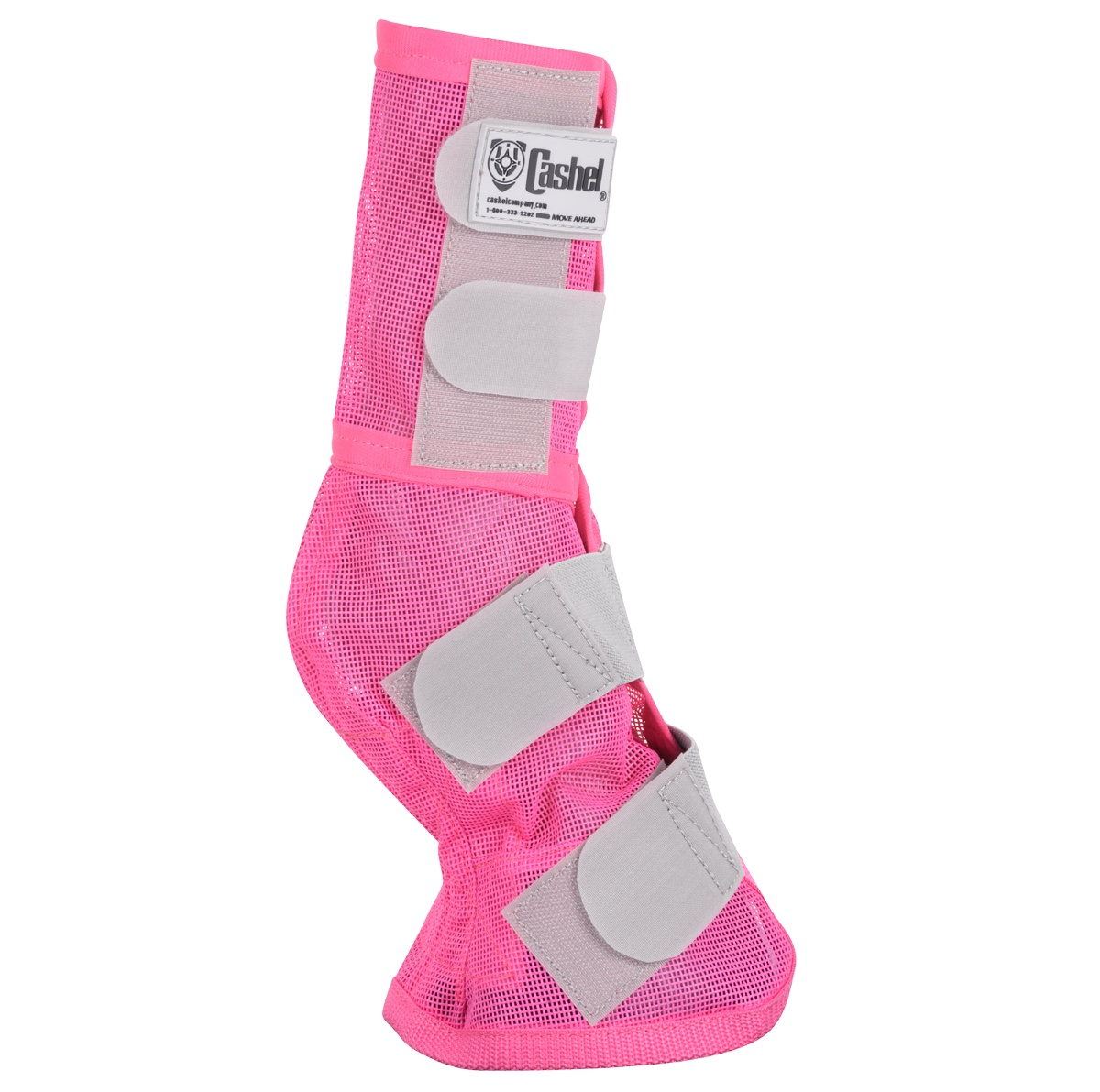 Crusader Leg Guards Pink