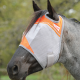 Crusader Standard Fly Mask – Orange